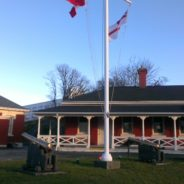 Historical Tour of The Islands National Defence