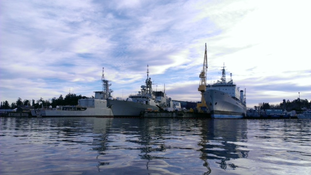 Historical Tour of The Islands National Defence 3