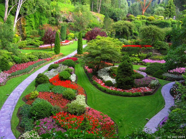One Hour Luxury City Tour and Butchart Gardens 1