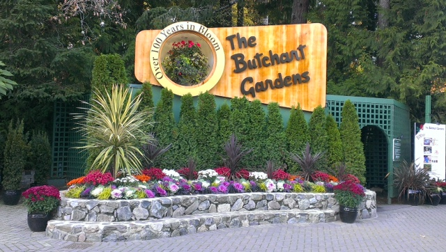 One Hour Luxury City Tour and Butchart Gardens 2